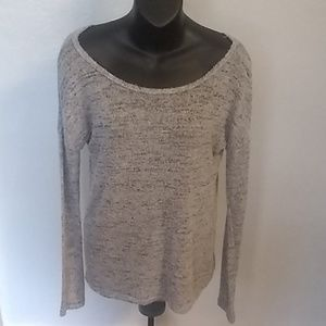🌺Arizona Jean Co. Button Back & Lace Sweater